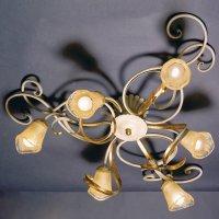Потолочный светильник Passeri International Fantasia PL 5695/6