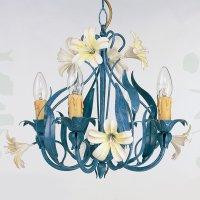 Подвесной светильник Passeri International Gigli L 1636/4