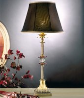 Настольная лампа Passeri International Ottone LG 7335/1
