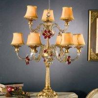 Настольная лампа Passeri International Ottone LG 7380/9