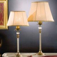 Настольная лампа Passeri International Ottone LM 7320/1/B