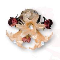 Потолочный светильник Passeri International Rose F 6215/3