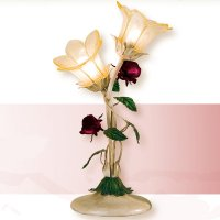 Настольная лампа Passeri International Rose LM 6705/2/L
