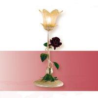 Настольная лампа Passeri International Rose LP 6705/1/B