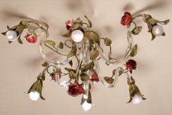 Потолочный светильник Passeri International Rose PL 6725/6