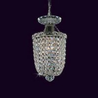 Preciosa Brilliant Lighting Fixtures CA 3713/00/001 N