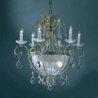 Хрустальная люстра Preciosa Royal Heritage Bonvivan AL 5010/00/0