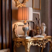 Настольная лампа Roberto Giovannini 1218