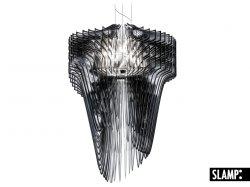 Подвесной светильник Slamp Aria ARI84SOS0004T_000, чёрный