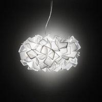 Подвесной светильник Slamp Clizia CLI78SOS0000W_000, белый