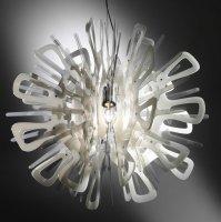 Подвесной светильник Slamp Creatures White CRE14SOS0003W, белый