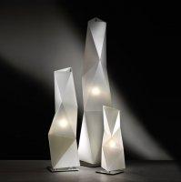 Настольная лампа Slamp Diamond DIA39TAV0002J, белый