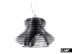 Подвесной светильник Slamp Faretto FAR14SOS0001N_000, черный
