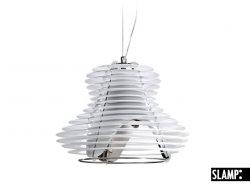 Подвесной светильник Slamp Faretto FAR14SOS0001W_000, белый