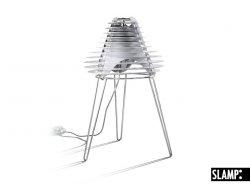 Настольная лампа Slamp Faretto FAR14TAV0000W_000