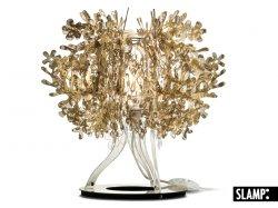 Настольная лампа Slamp Fiorella FIO14TAV0001F_GLD