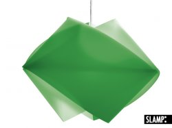 Подвесной светильник Slamp Gemmy GEM04SOS0000VI, зеленый