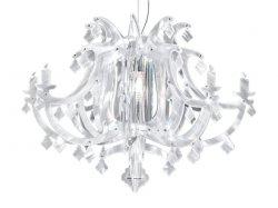 Подвесной светильник Slamp Ginetta GIN14SOS0000LE прозрачный