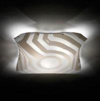 Настенно-потолочный светильник Slamp Plana VEN59PLF0002_VEN