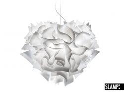 Подвесной светильник Slamp Veli Large VEL78SOS0003W_000, опал