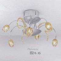 Потолочные светильники Sylcom 152/6 AS
