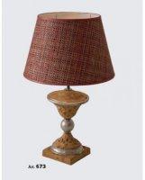 Настольные лампы Toscot 673