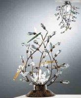 Настольная лампа Tredici Design 1302.1C черный