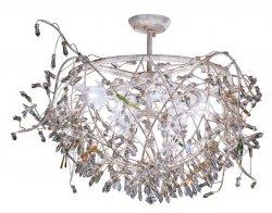 Потолочный светильник Tredici Design 1303.8CR белый