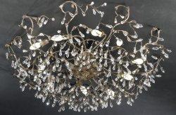Потолочный светильник Tredici Design 1330.10CR PL