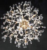 Потолочный светильник Tredici Design 1330.3 PL CR BIA OF