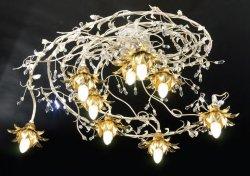Потолочный светильник Tredici Design 1348.9PL SW