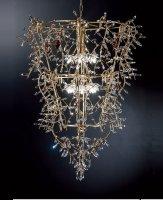 Подвесной светильник Tredici Design 1377.9 серебристый