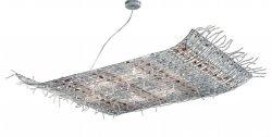 Подвесной светильник Tredici Design 1388 серебристый