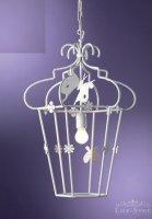 Подвесной светильник Tredici Design 1402.1 белый