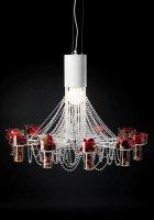 Подвесной светильник Tredici Design FLORA SFARZOSA
