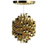 Подвесной светильник Verpan SPIRAL SP1 GOLD