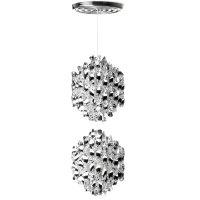 Подвесной светильник Verpan SPIRAL SP2 CHROM