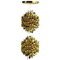 Подвесной светильник Verpan SPIRAL SP2 GOLD