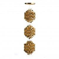 Подвесной светильник Verpan SPIRAL SP3 GOLD