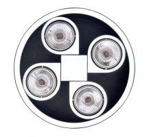 Потолочные светильники Vibia (Испания) 8149.01