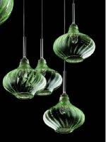 Подвесной светильник Vintage Venezia SO1L cristallo C/oro