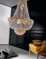 Подвесной светильник Voltolina Amsterdam Impero 80 Oro