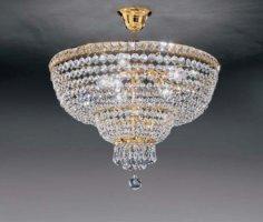 Потолочный светильник Voltolina Beethoven sospensione 60 Oro