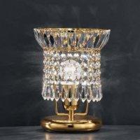 Настольная лампа Voltolina Lumetto New Orleans 1L Oro