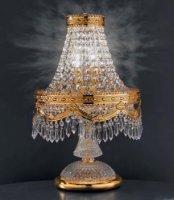 Настольная лампа Voltolina Lumetto Pegaso 2L Oro
