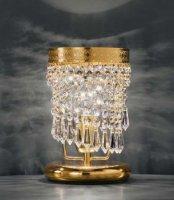 Настольная лампа Voltolina Lumetto Twister 1L Oro