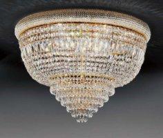 Потолочный светильник Voltolina Osaka plafoniera 50 Oro