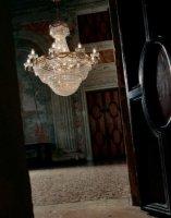 Подвесной светильник Voltolina Pegaso Impero 100 Oro