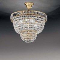 Потолочный светильник Voltolina Roma sospensione 50 Oro