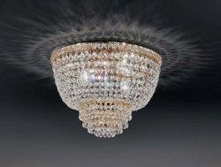 Потолочный светильник Voltolina Settat plafoniera 60 Oro